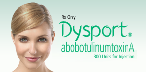 Find Dysport from Platinum Aesthetics Mobile MedSpa of Florida