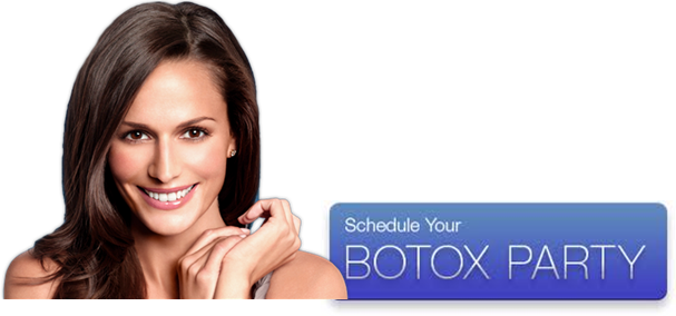Schedule your Botox Party